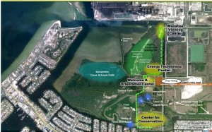 Here's an overview of plans for the conservation and technology park.