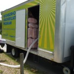 When the big truck with the Tampa Electric logo rumbles up to your home, energy efficiency upgrades are sure to follow.