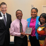 TECO was commended for its efforts to promote diversity among suppliers and vendors.