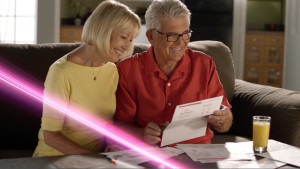 A screen capture from TECO's current TV ad campaign. More power to you and lower bills - what's not to like?