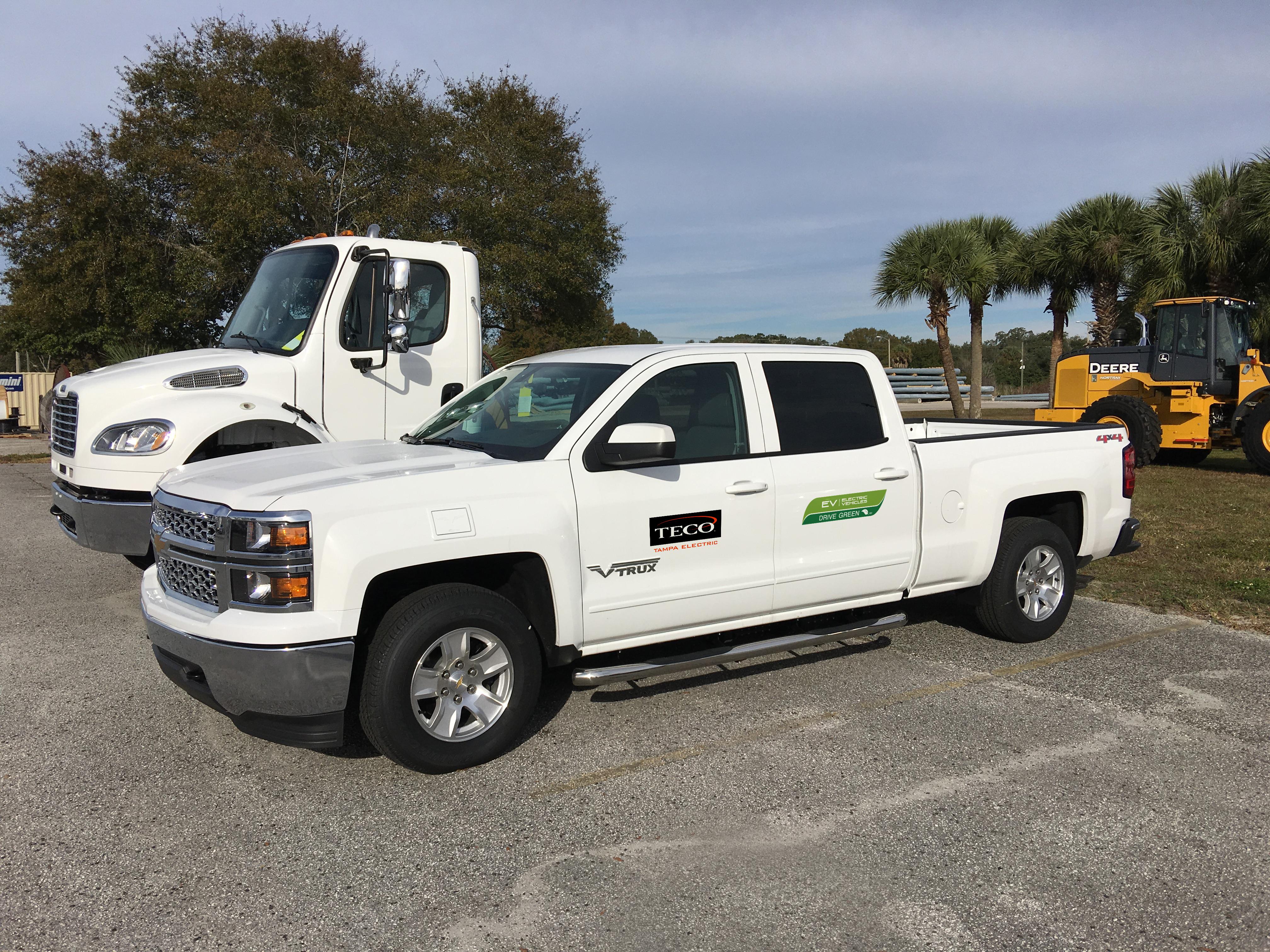 Teco Adds Plug In Electric Pickup Trucks To Its Green Fleet