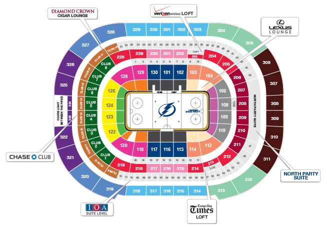 Win Two Lightning Hockey Tickets From Tampa Electric