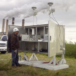 A continuous particulate monitor at Big Bend Power Station.
