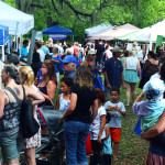 Last year's EcoFest drew enthusiastic crowds.