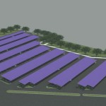 LEGO Solar Rendering