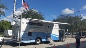 Our mobile command center is another way we respond to crises.
