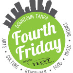Fourth Friday Logo with TECO