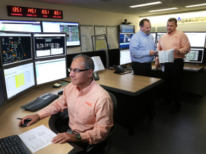 Safety and reliability for the  gas system we oversee is just as important as it is for the electric system. Our new  gas control facility helps us monitor our system across Florida.