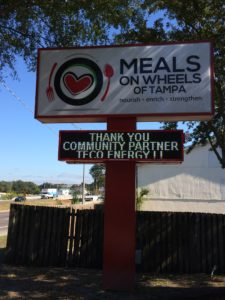Thank YOU for everything you do, Meals on Wheels!