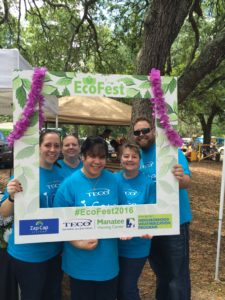 EcoFest is just one of the many ways TECO team members work to bring value to the community.