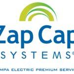 Zap Cap logo