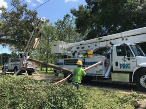 Help from out-of-area contractors in Valrico.